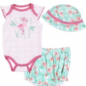 Other - New Stay Wild 3pc Outfit